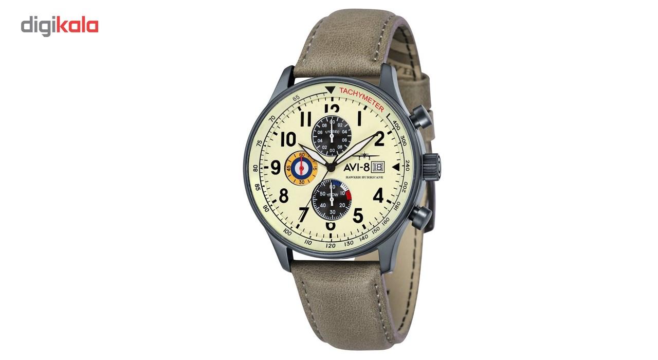 ساعت مچی عقربه ای مردانه ای وی-8 مدل AV-4011-0C