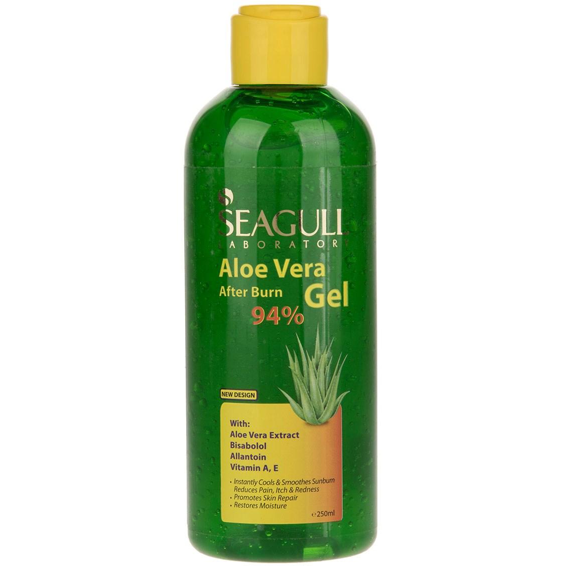 قیمت ژل سوختگی پس از آفتاب سی گل مدل Aloe Vera حجم 250 میلی لیتر