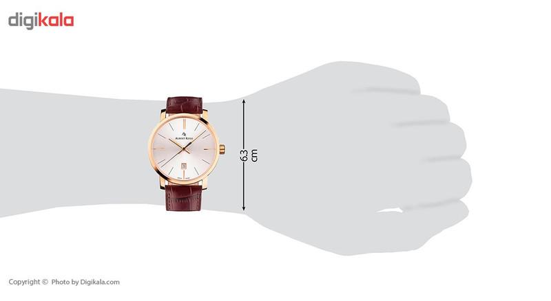 ساعت مچی عقربه ای مردانه آلبرت ریله مدل 203GQ02-SP33I-LN