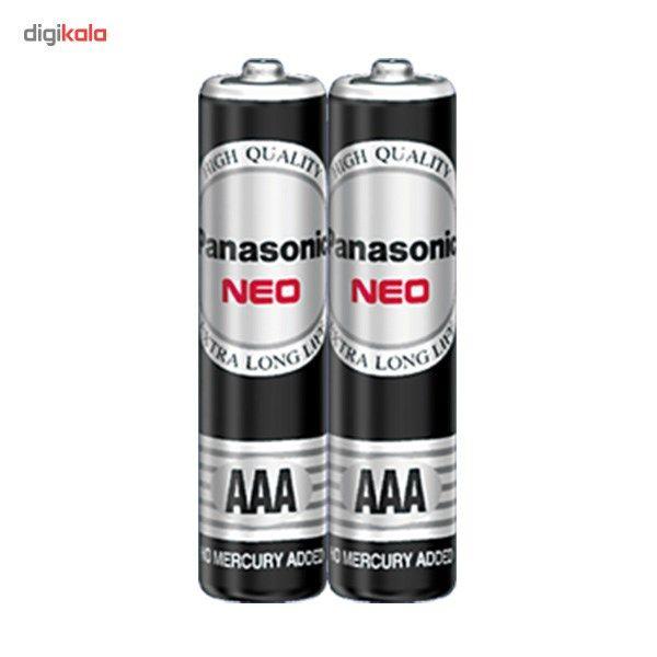 باتری نیم قلمی پاناسونیک NEO 1.5V main 1 1