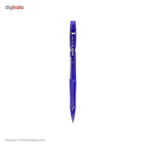 مداد نوکی 0.7 میلی متری اونر مدل G6 main 1 11