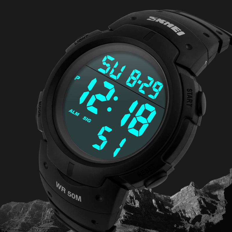 ساعت مچی دیجیتال مردانه اسکمی مدل 1068M-NP             قیمت