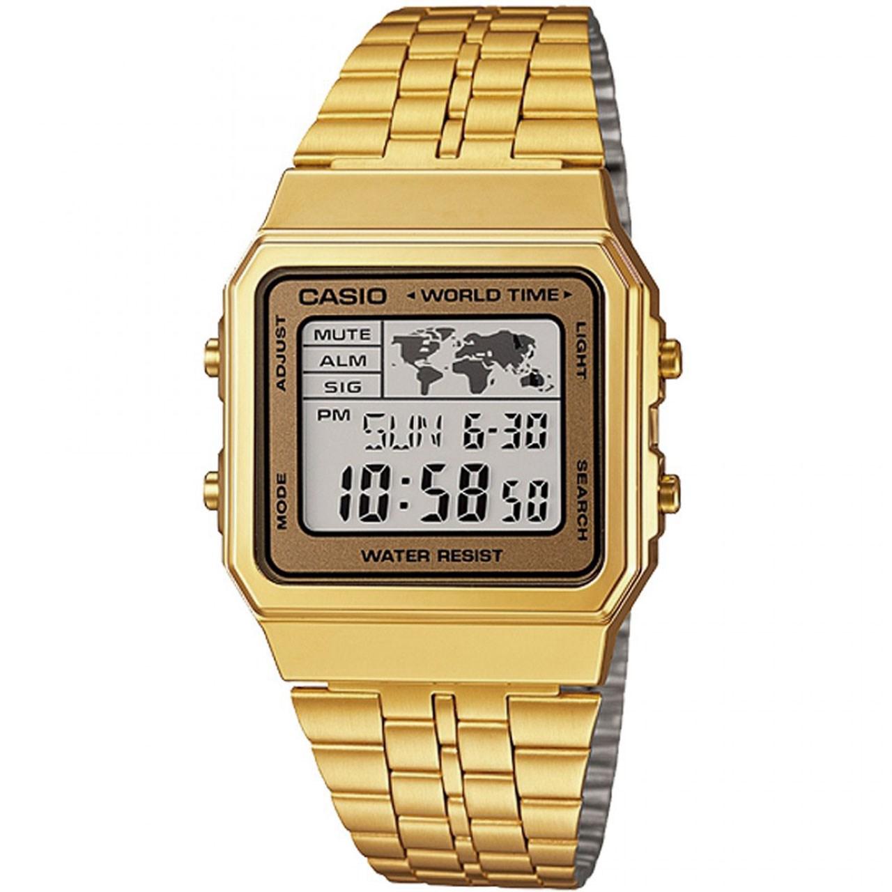 ساعت مچی دیجیتال مردانه کاسیو مدل A500WGA-9DF 43