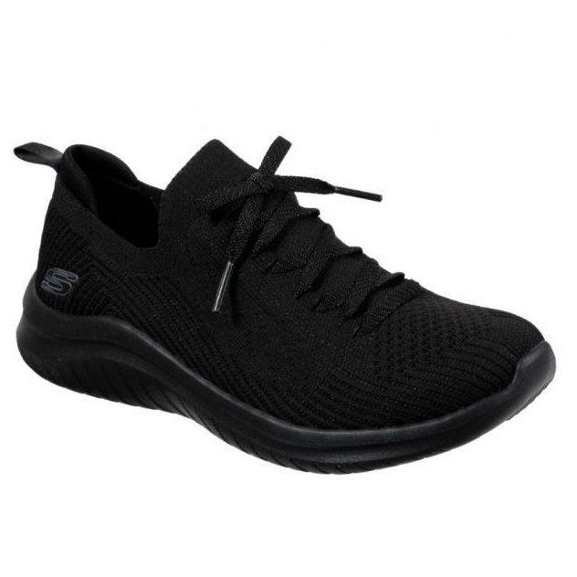 کفش پیاده روی زنانه اسکچرز مدل 13356BBK