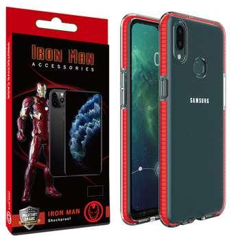 کاور آیرون من مدل Stark مناسب برای گوشی موبایل سامسونگ Galaxy A10s