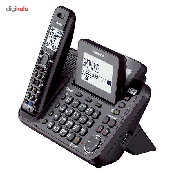 تلفن بیسیم پاناسونیک مدل KX-TG9541 main 1 1