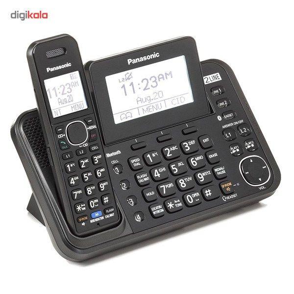تلفن بیسیم پاناسونیک مدل KX-TG9541 main 1 3
