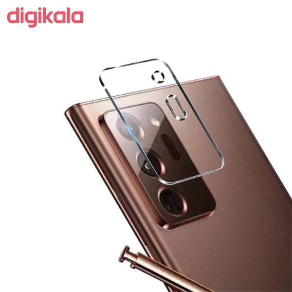 محافظ لنز دوربین سیحان مدل GLP مناسب برای گوشی موبایل سامسونگ Galaxy Note 20 Ultra main 1 5