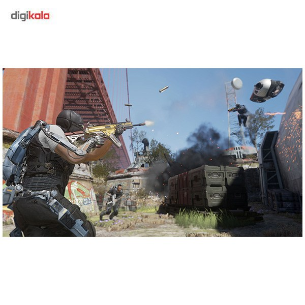 بازی کامپیوتری Call Of Duty Advanced Warfare