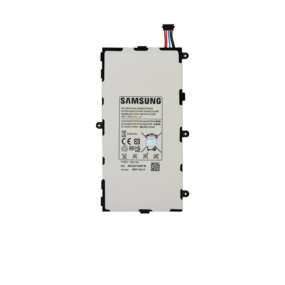 باتری تبلت مدل T4000ED ظرفیت 4000 میلی آمپر ساعت مناسب تبلت سامسونگ 7.0 Galaxy Tab 3