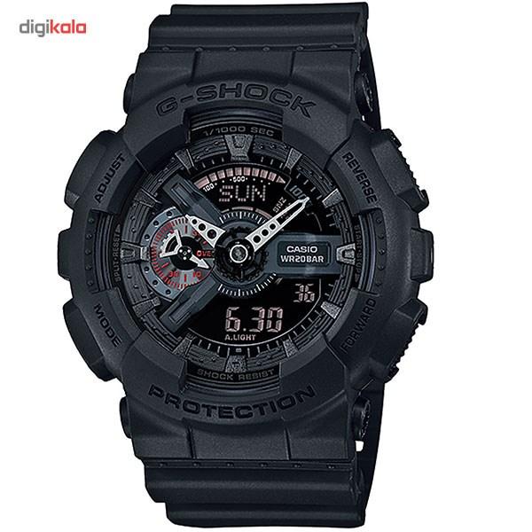 خرید ساعت مچی عقربه ای مردانه کاسیو مدل GA-110MB-1ADR