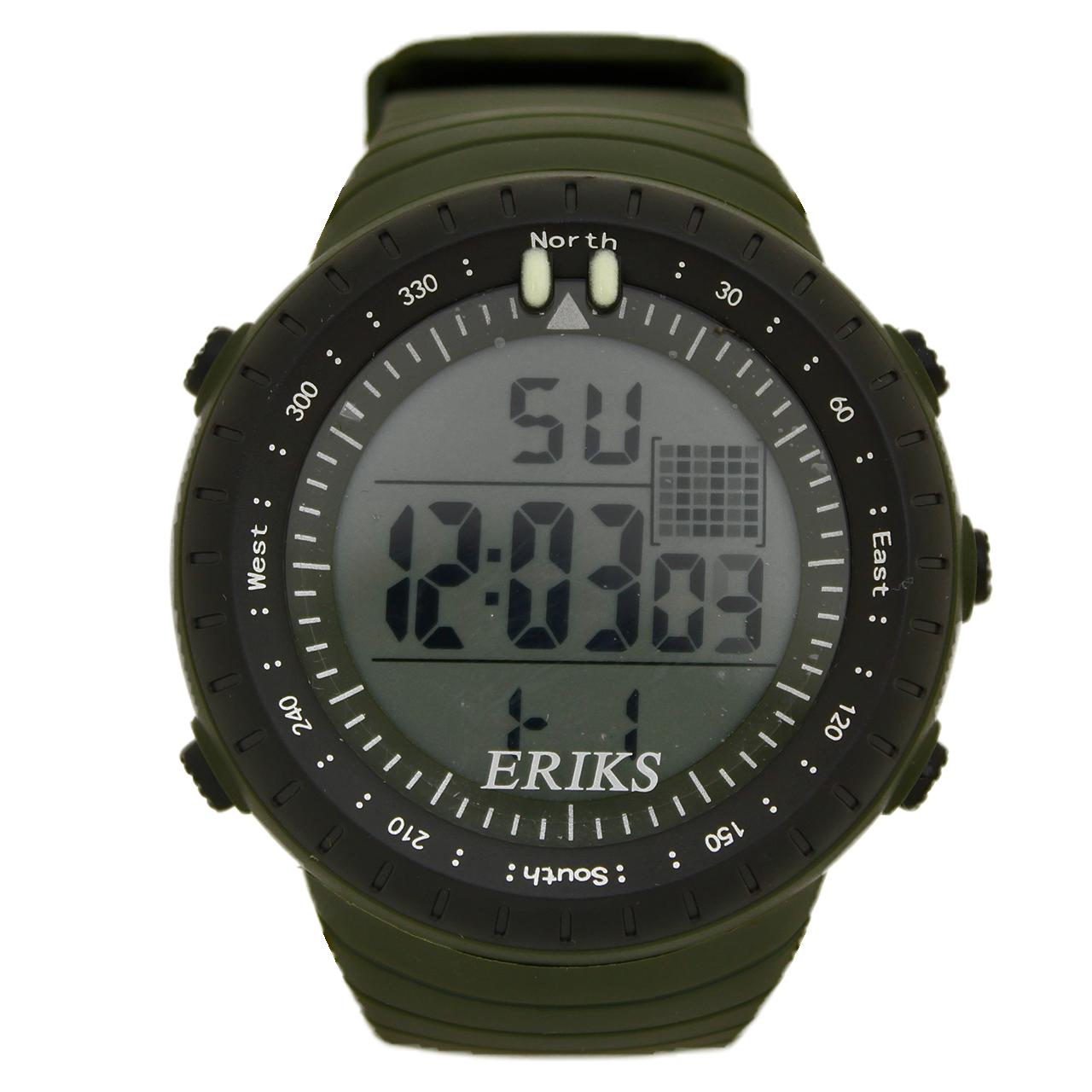 ساعت مچی دیجیتال مردانه اریکس مدل 154             قیمت