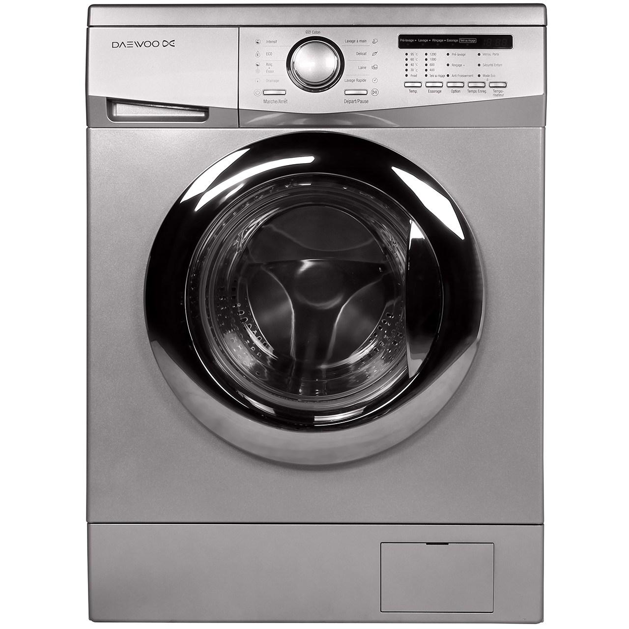 ماشین لباسشویی دوو مدل DWK-7112 ظرفیت 7 کیلوگرم
