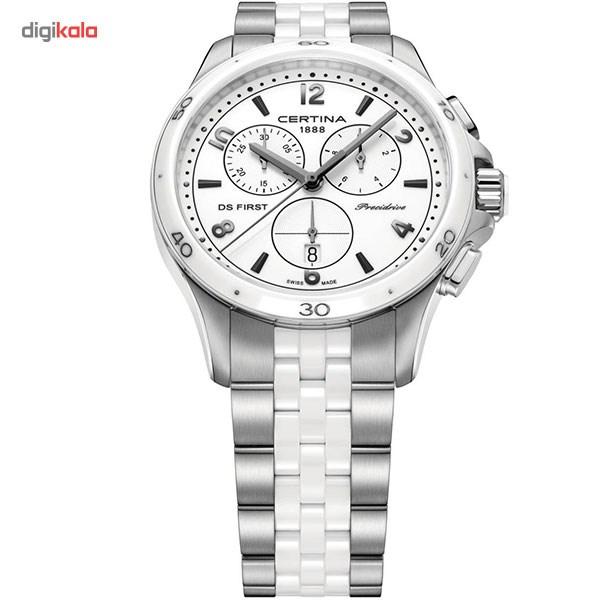 خرید                                      ساعت مچی عقربه ای زنانه سرتینا مدل C030.217.11.017.00
