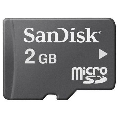 کارت حافظه میکرو اس دی سن دیسک 2 گیگابایت