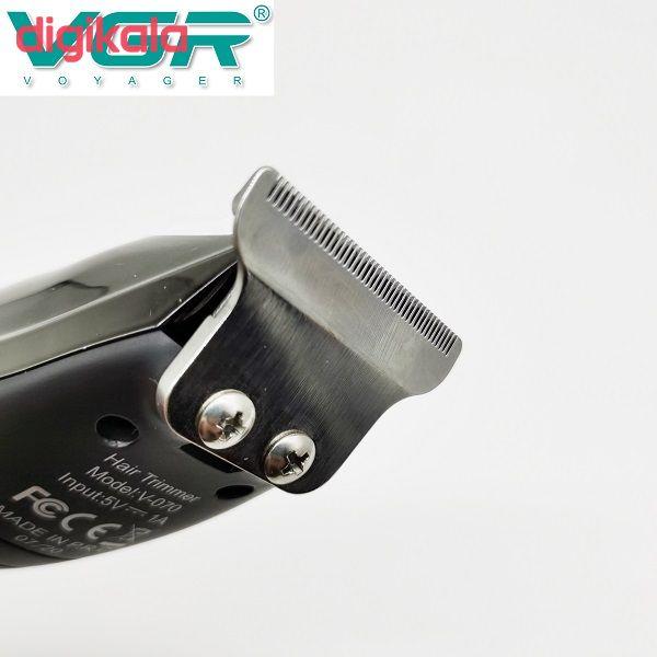 ماشین اصلاح موی سر و صورت وی جی ار مدل V-070 main 1 3