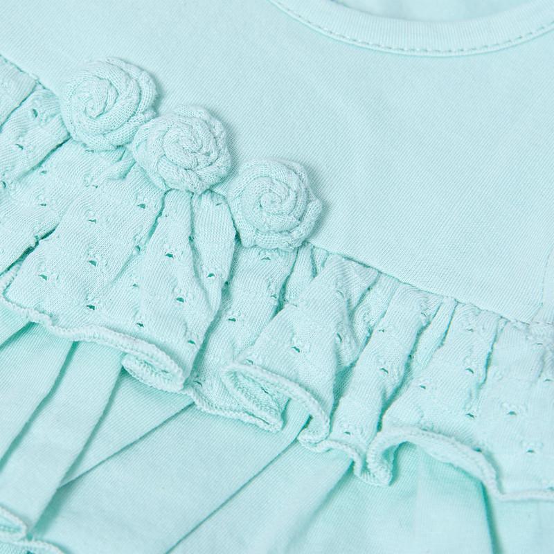 پیراهن نوزادی فیورلا مدل 21023