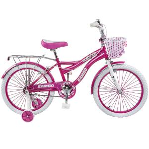 دوچرخه شهری رمبو مدل T20 سایز 20- سایز فریم 20