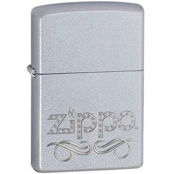 فندک زیپو مدل Scroll کد 24335