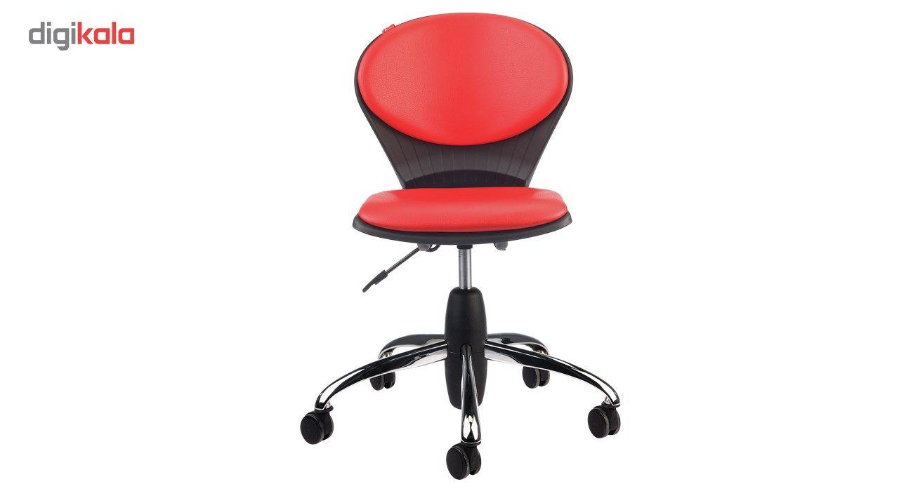صندلی اداری نیلپر مدل SK415x چرمی