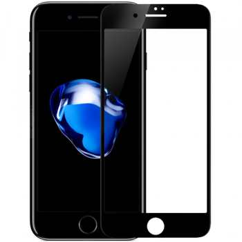 محافظ صفحه نمایش موکول مدل Full Cover Tempered Glass مناسب برای آیفون 7