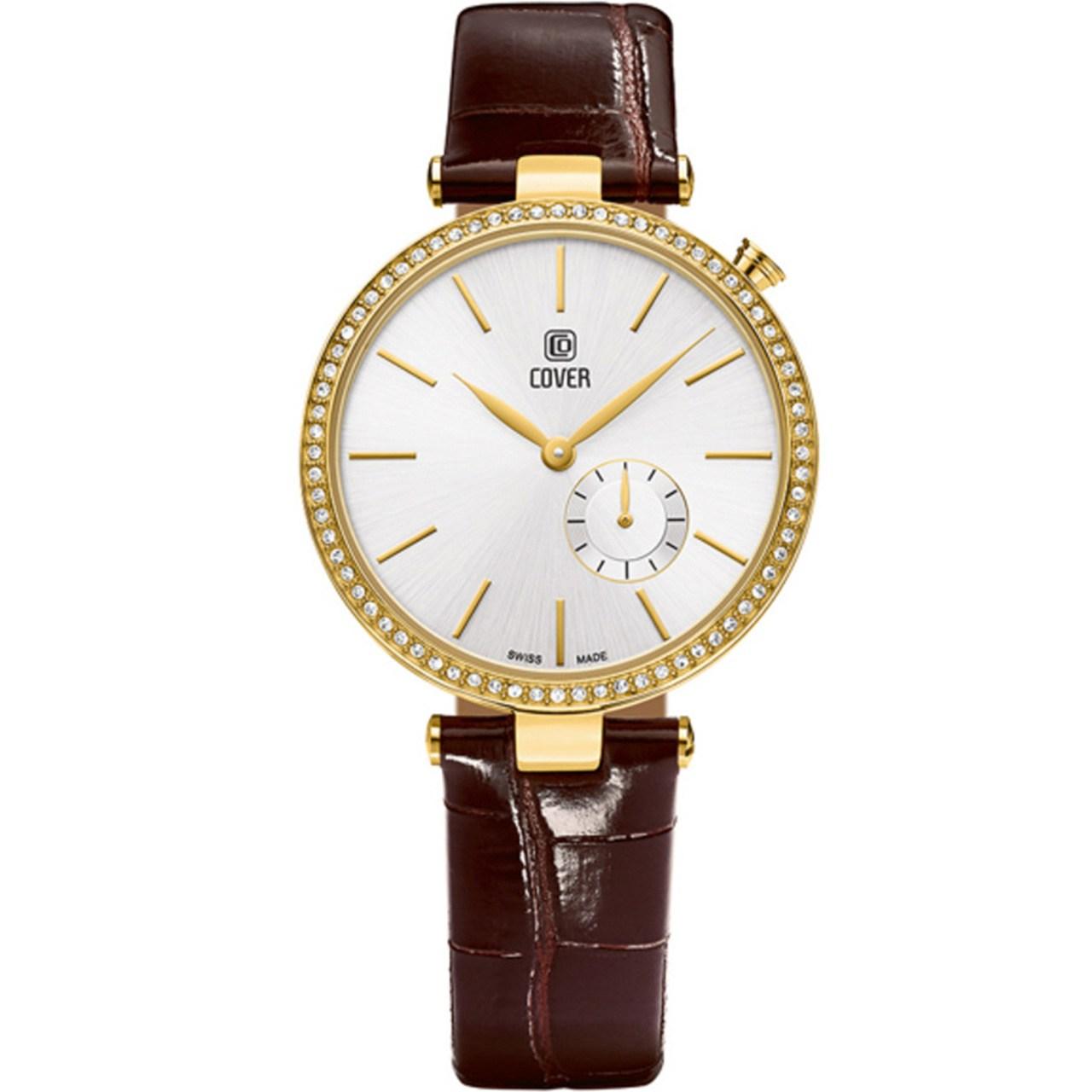 ساعت مچی عقربه ای زنانه کاور مدل Co1780.03 26