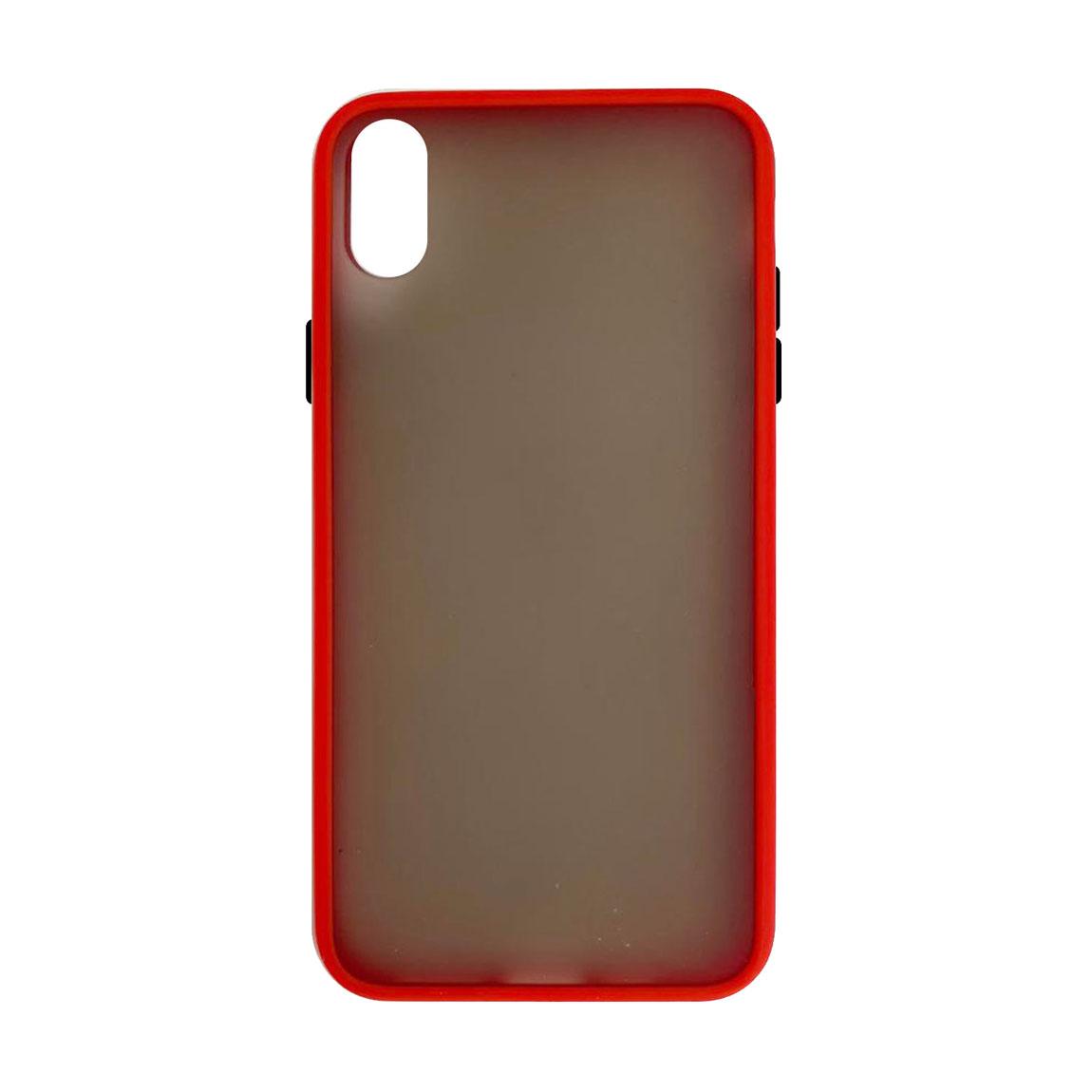 کاور مدل  Lux123 مناسب برای گوشی موبایل اپل Iphone X/XS