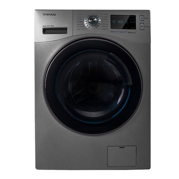 ماشین لباسشویی دوو مدل DWK-8543V ظرفیت 8 کیلوگرم