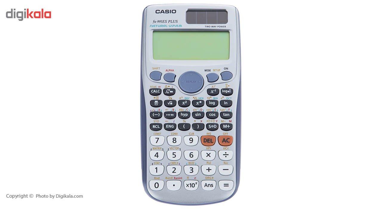 Fx 991 Es Plus Casio Id Calculator