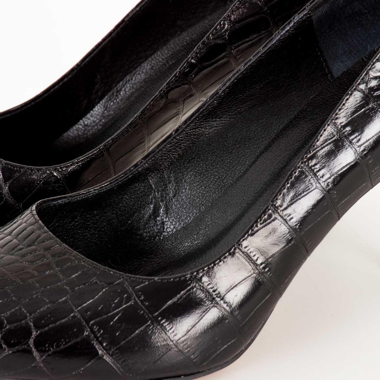 کفش زنانه پارینه چرم مدل Show43 -  - 5
