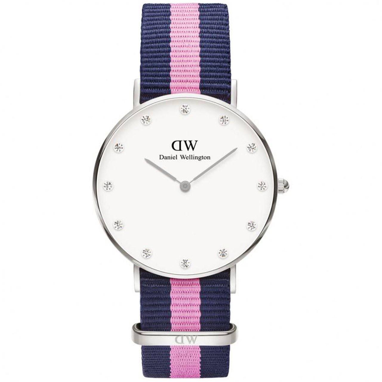 ساعت مچی عقربه ای زنانه دنیل ولینگتون مدل DW00100081              خرید (⭐️⭐️⭐️)