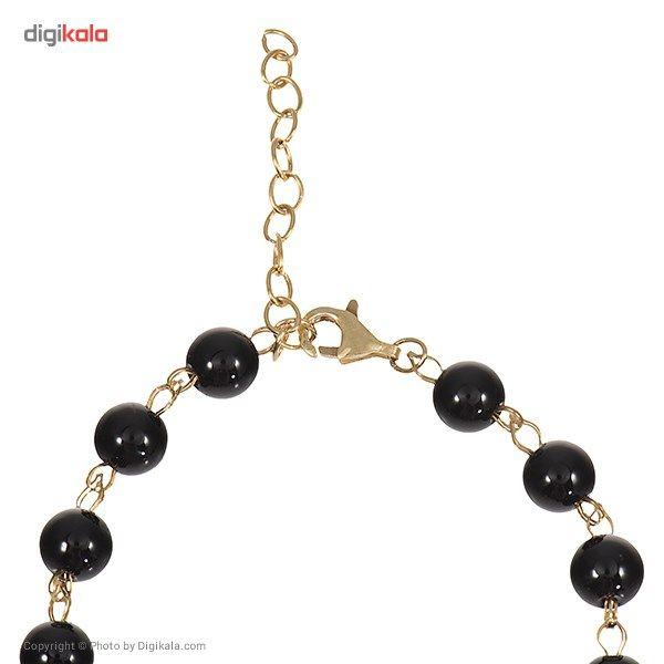 دستبند طلا 18 عیار ماهک مدل MB0136 - مایا ماهک -  - 4