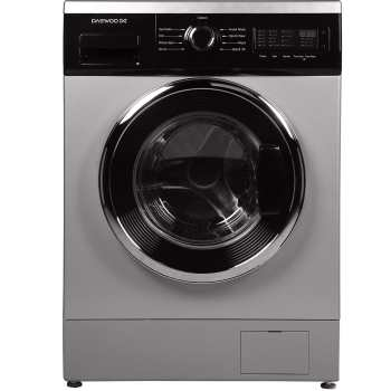 ماشین لباسشویی دوو مدل DWK-8510 ظرفیت 8 کیلوگرم | Daewoo DWK-8510 Washing Machine 8Kg