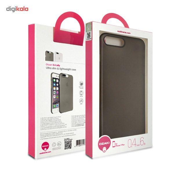 کاور اوزاکی مدل Ocoat 0.4 Jelly مناسب برای گوشی موبایل آیفون 7 پلاس/8 پلاس main 1 8