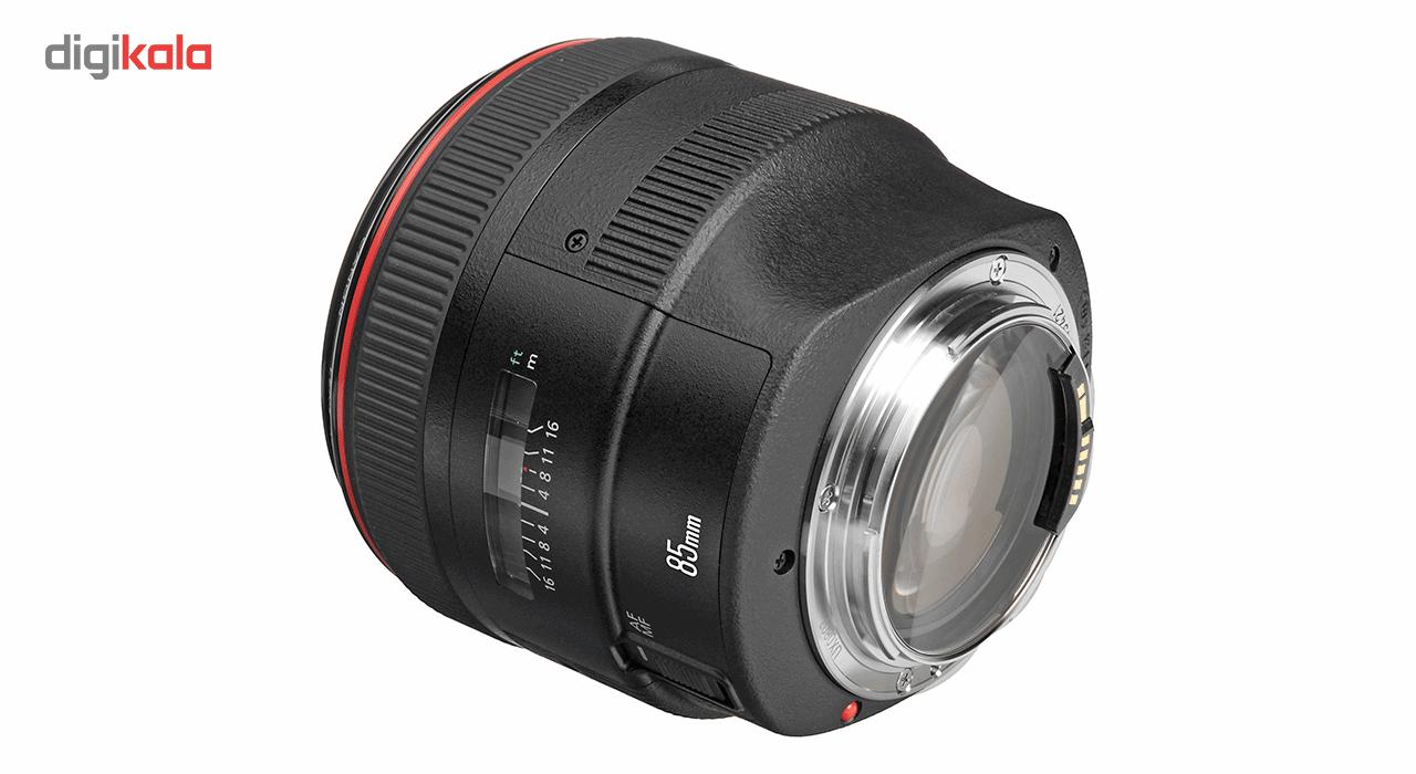 لنز دوربین کانن مدل 85 میلی متر F1.2