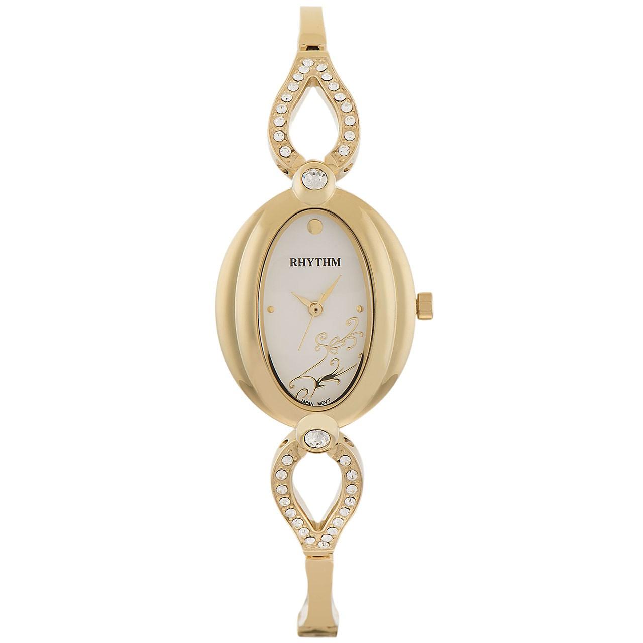 ساعت مچی عقربهای زنانه ریتم مدل OL1513S-05
