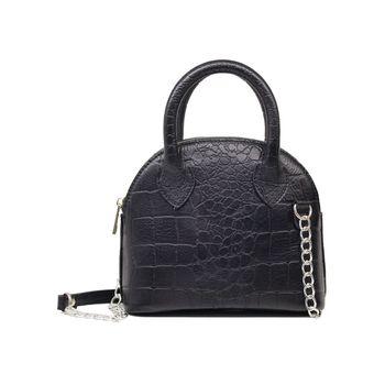 کیف دوشی زنانه چرم آرا مدل d076