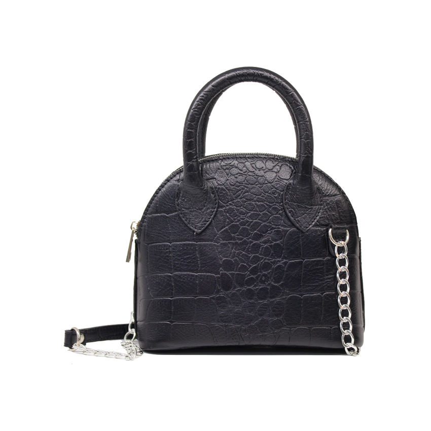 کیف دوشی زنانه چرم آرا مدل d076 -  - 1