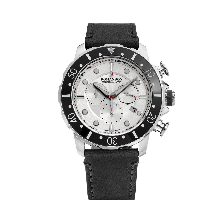 کد تخفیف                                      ساعت مچی عقربه ای مردانه رومانسون مدل AL9A11HMBWAS2W