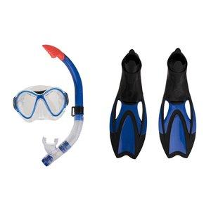 مجموعه عینک غواصی، اسنورکل و فین جیلانگ مدل 290554