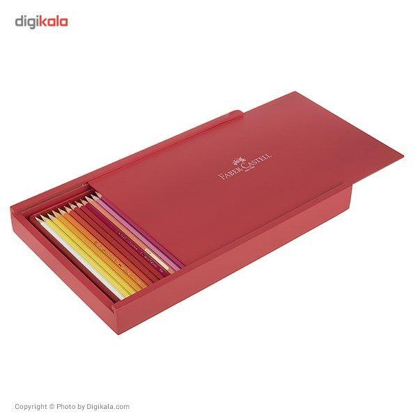 مداد رنگی 36 رنگ فابر-کاستل مدل Classic main 1 3