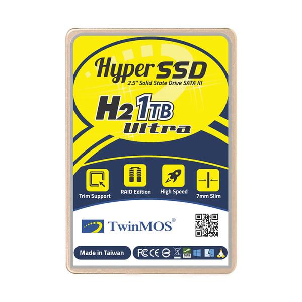 س اس دی تویین موس مدل Hyper H2 Ultra ظرفیت 1 ترابایت