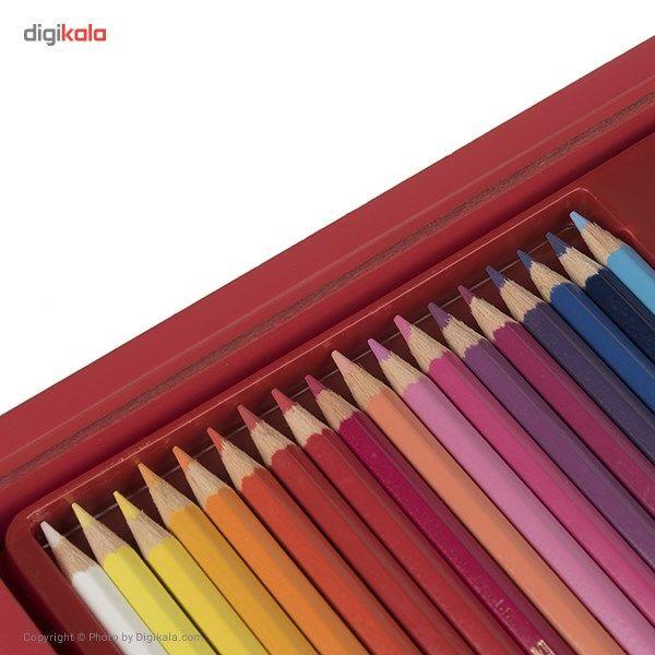 مداد رنگی 36 رنگ فابر-کاستل مدل Classic main 1 5