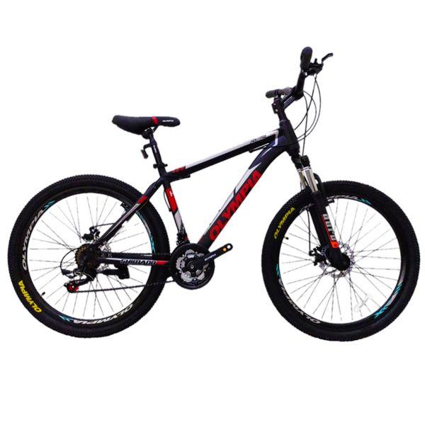دوچرخه کوهستان المپیا مدل MAC ONE سایز 26
