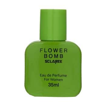 ادوپرفیوم زنانه اسکلاره مدل  Flower Bomb حجم 35 میلی لیتر