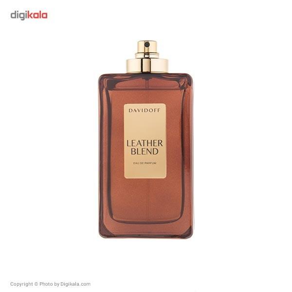 ادو پرفیوم مردانه داویدف مدل Leather Blend حجم 100 میلی لیتر