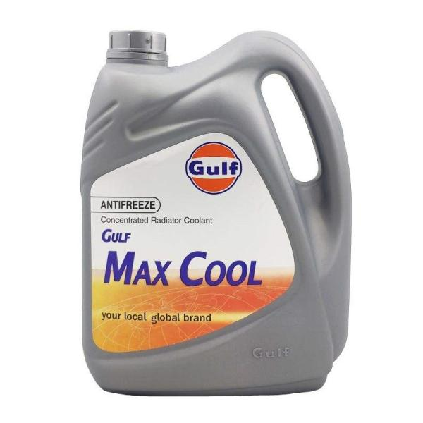 ضدیخ خودرو گالف مدل MAX حجم 4000 میلی لیتر