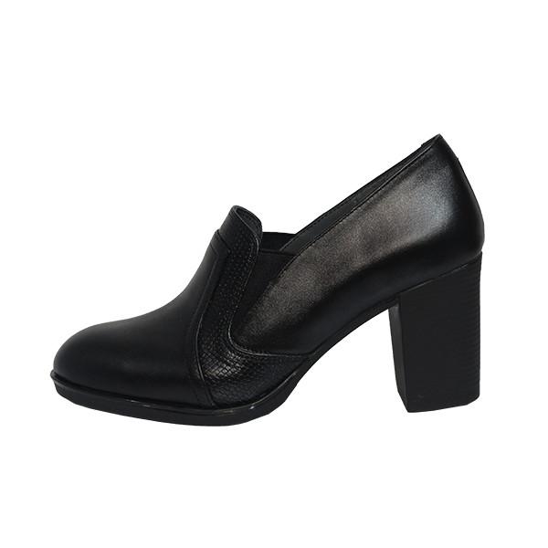 کفش زنانه چرم یاس مدل سامیا