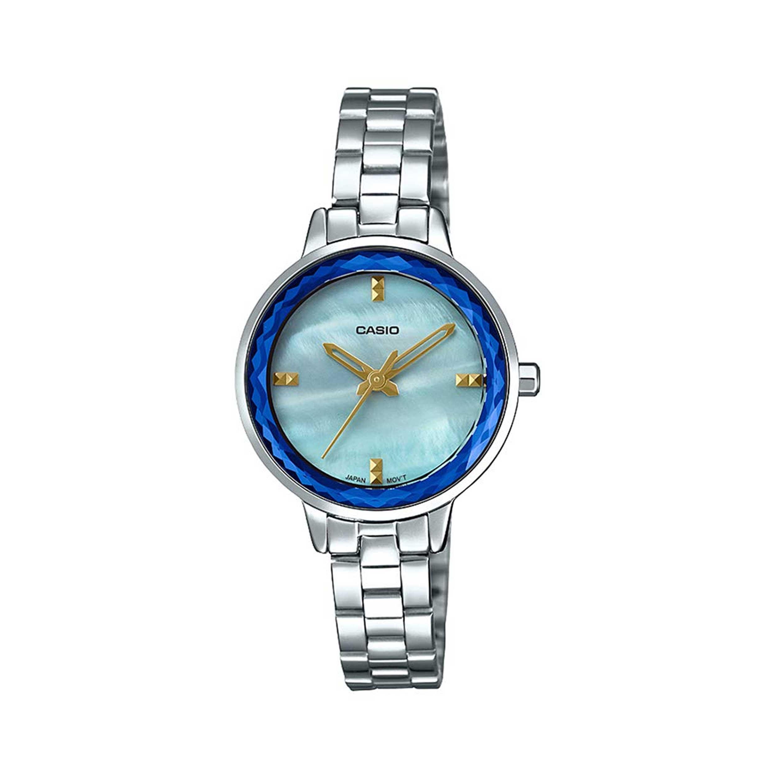 خرید و قیمت                      ساعت مچی  زنانه کاسیو مدل LTP-E162D-2ADF