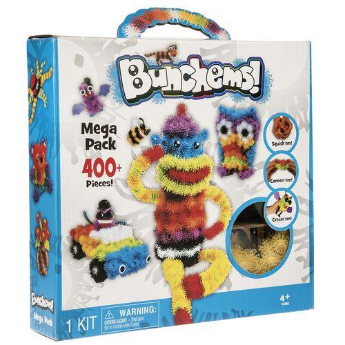 بازی ساختنی مگا پک مدل Bunchems